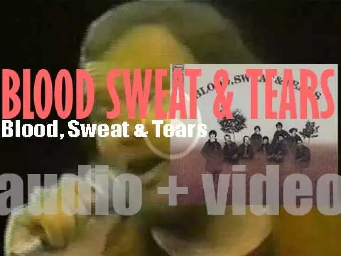 Columbia publish 'Blood, Sweat & Tears' eponymous second album featuring 'Spinning Wheel' (1968)