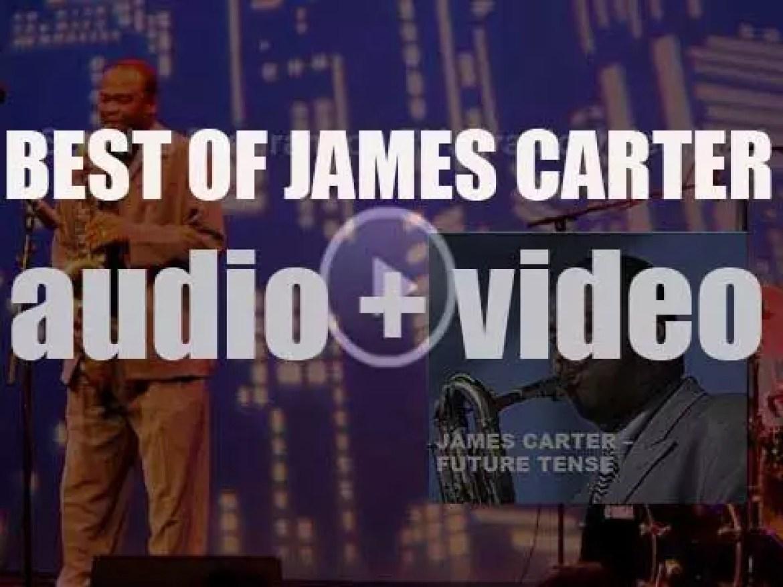 Happy Birthday James Carter. 'Future Tense'