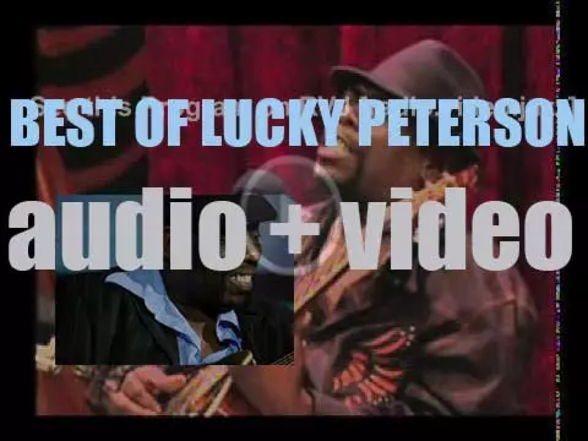 We remember Lucky Peterson