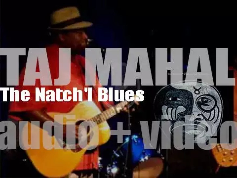 Columbia publish Taj Mahal's second album : 'The Natch'l Blues' (1968)