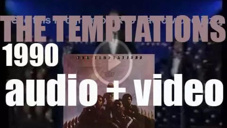 Gordy publish The Temptations' album : '1990' (1973)