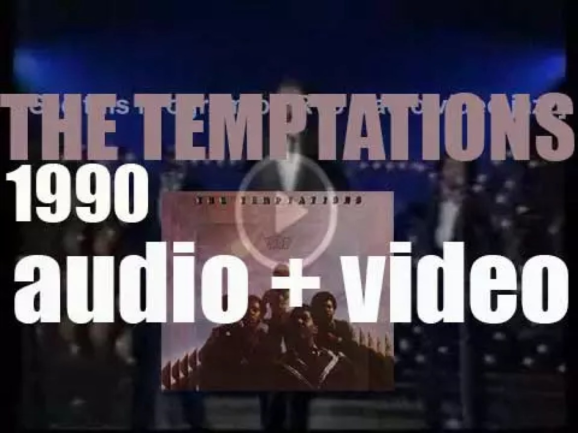 Gordy publish The Temptations' album : '1990' (1973)