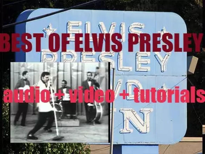 We remember Elvis Presley. 'King Singer'