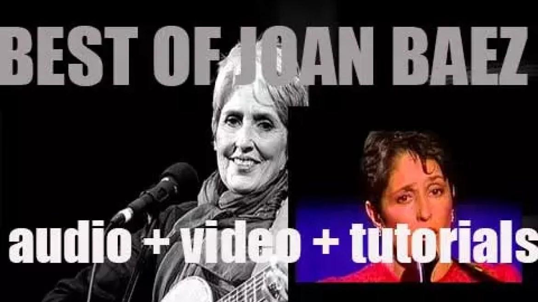 Happy Birthday Joan Baez. 'Here's To Joan'