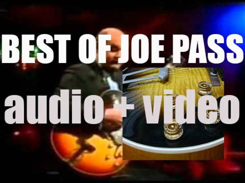 We Remember Joe Pass. 'Virtuoso Joe'
