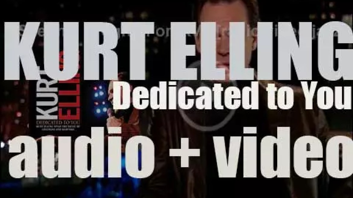 Kurt Elling records 'Dedicated to You: Kurt Elling Sings the Music of Coltrane and Hartman,' a live album for Concord (2009)