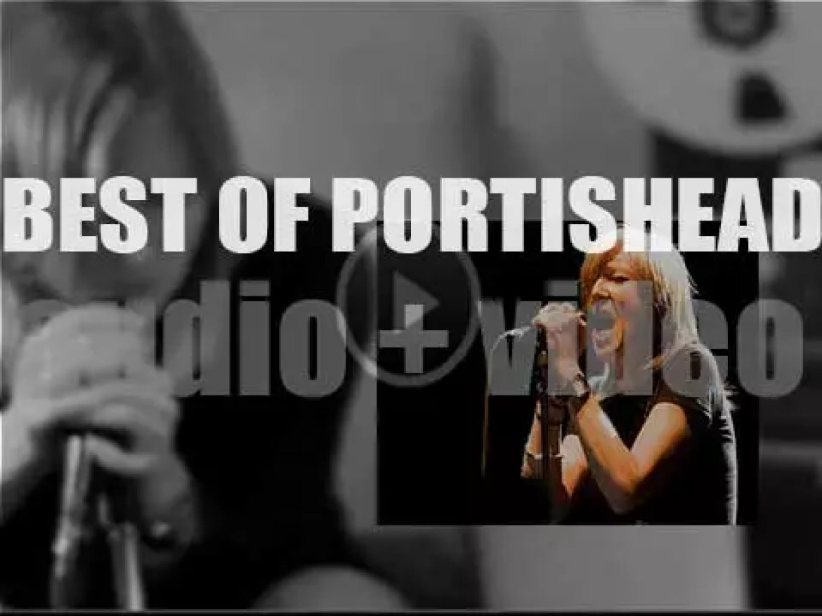 As we wish Beth Gibbons a Happy Birthday, let's have a 'Portishead at their Bests' post