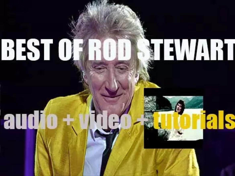 Happy Birthday Rod Stewart. 'In Good Face'