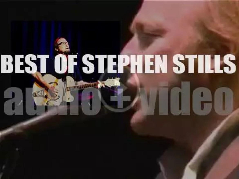Happy Birthday Stephen Stills. 'Stills dazzling after all these years'