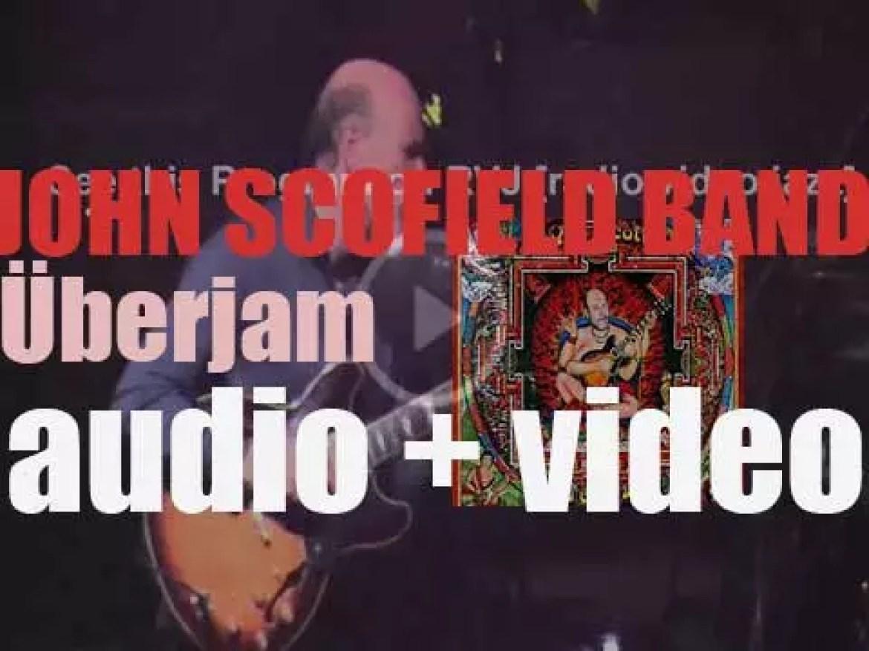 Verve publish John Scofield Band's album : 'Überjam' (2002)