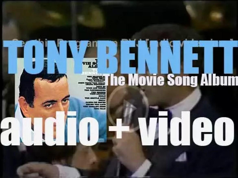 Columbia publish Tony Bennett's album : 'The Movie Song Album' (1966)