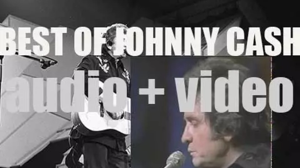 We remember Johnny Cash. 'Ring Of Life'