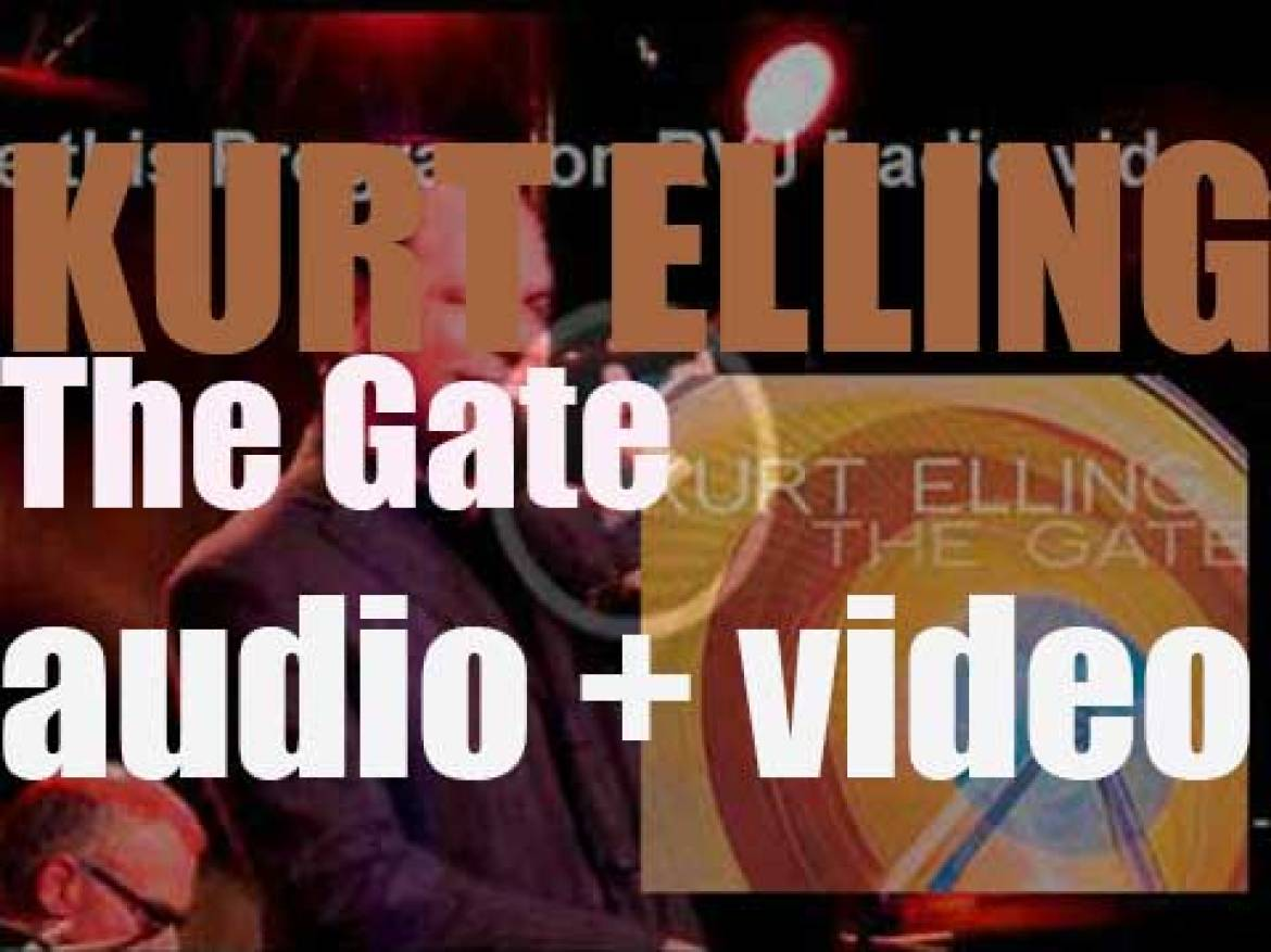 Concord publish Kurt Elling's album 'The Gate' produced by Don Was (2011)