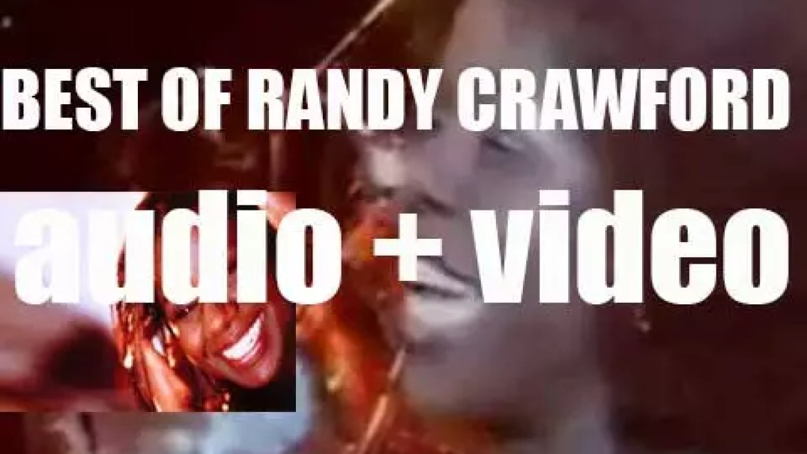 Happy Birthday Randy Crawford. 'Have A Sweet Life!'