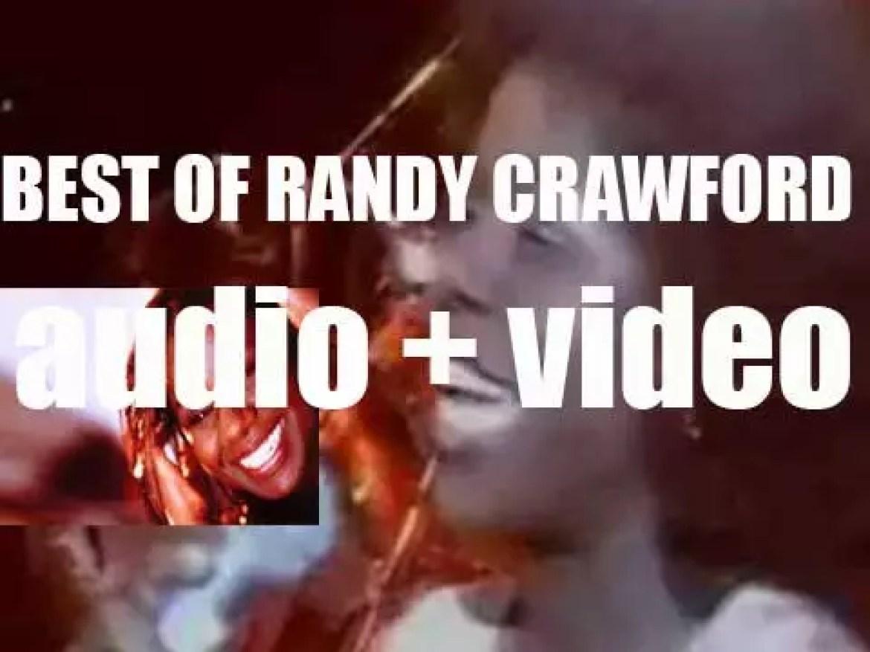 Happy Birthday Randy Crawford. 'Have A Sweet Life!'