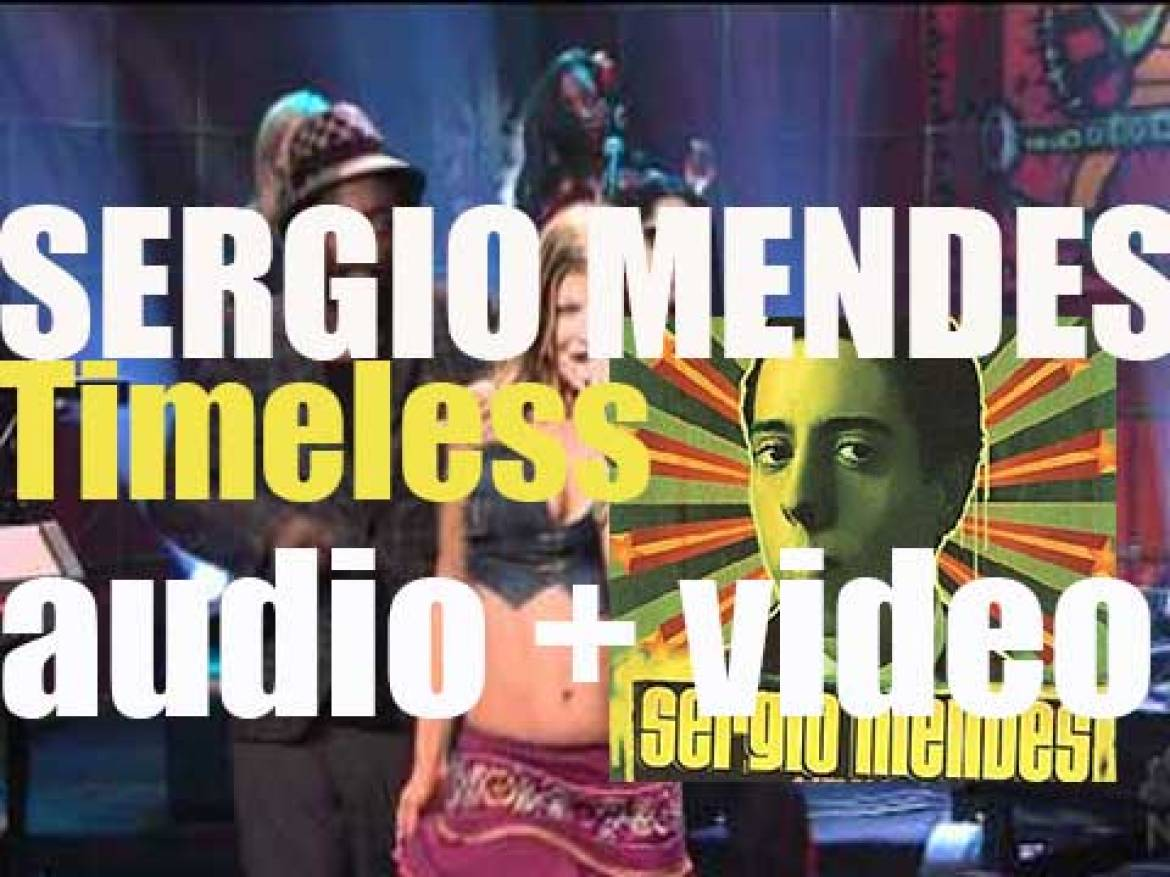 Concord publish Sérgio Mendes' 'Timeless,'  a collaborative album produced by will.i.am (2006)