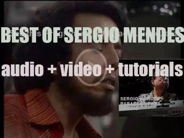 Happy Birthday Sergio Mendes. 'Parabens para Sérgio'