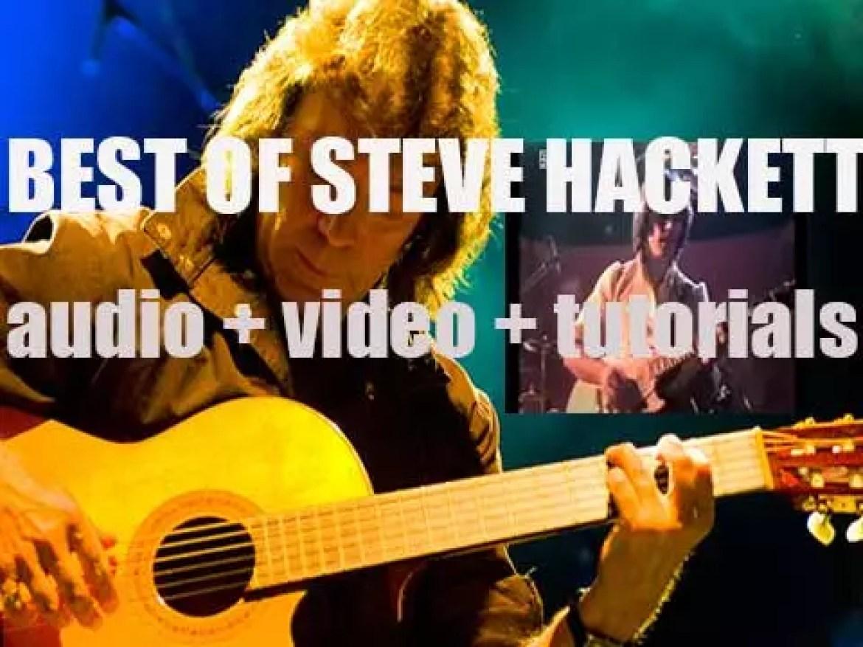 Happy Birthday Steve Hackett. 'Highly String'