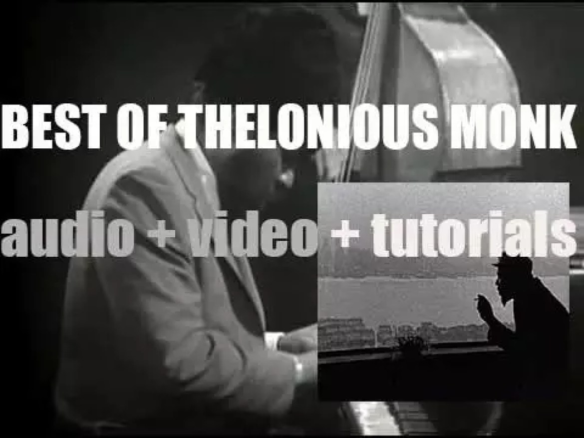 We remember Thelonious Monk