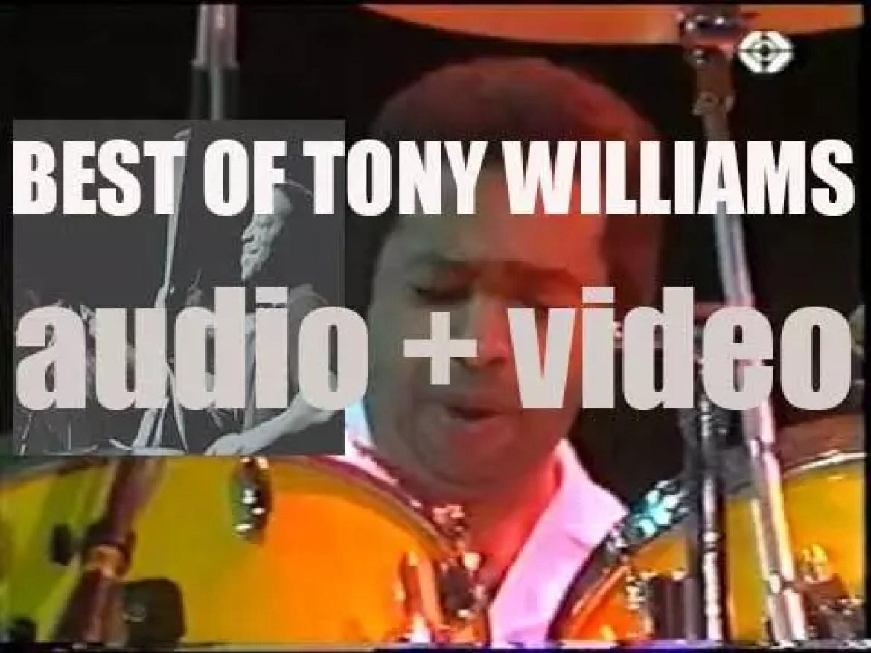 We remember Tony Williams