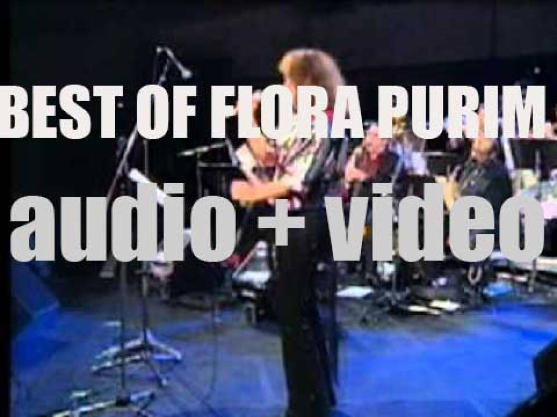 Happy Birthday Flora Purim. 'Pure Rhythm'