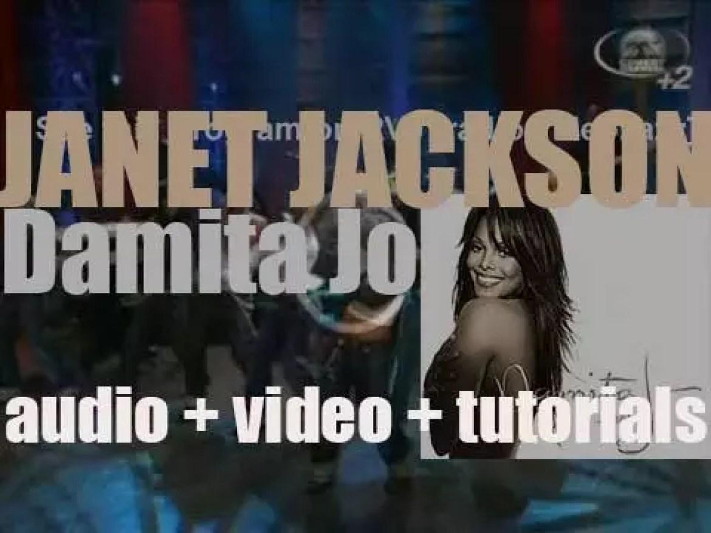 Janet Jackson releases 'Damita Jo,' her eighth album (2004)