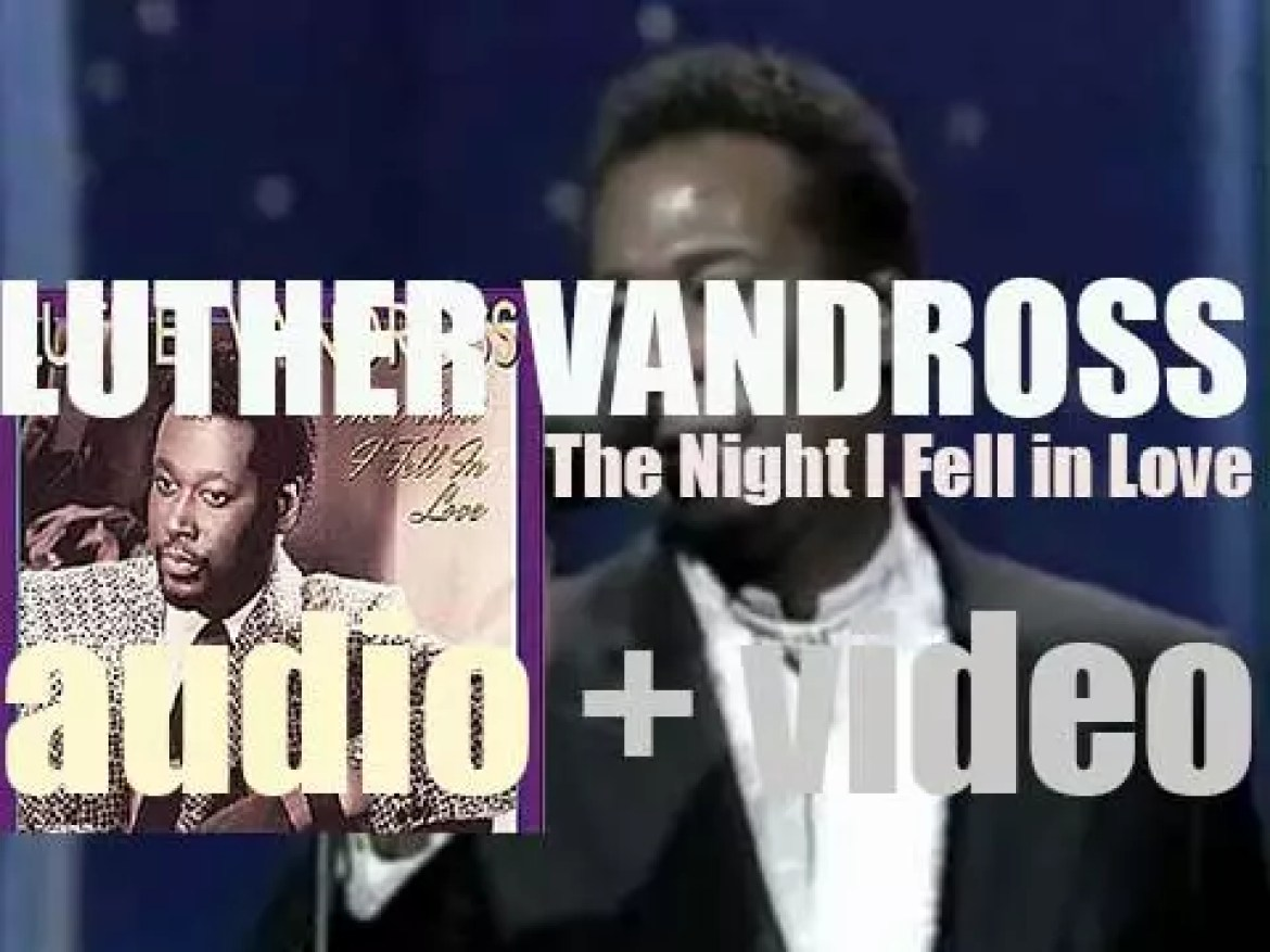 Epic publish Luther Vandross' 'The Night I Fell in Love,' his fourth album produced by Marcus Miller (1985)