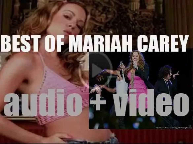 Happy Birthday Mariah Carey. 'MC Superstar'