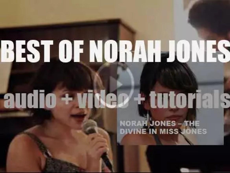 Happy Birthday Norah Jones. 'The Divine In Miss Jones'