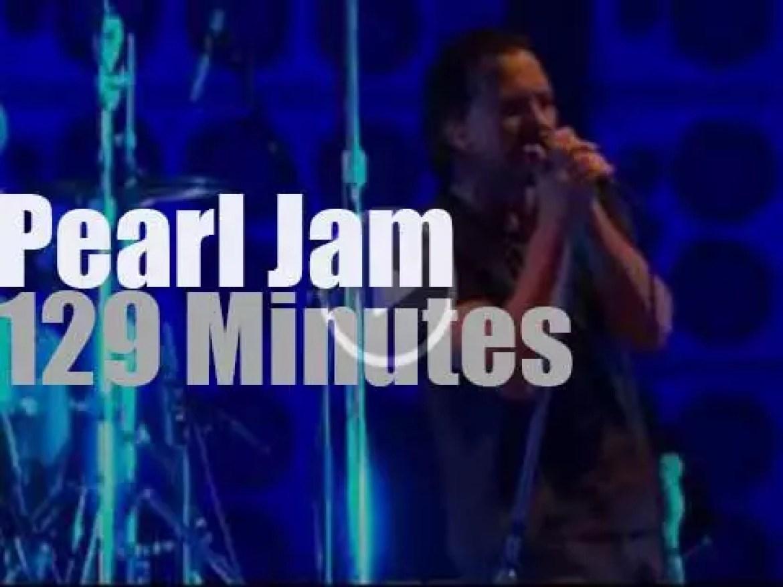 Pearl Jam at Brazil Lollapalooza (2013)