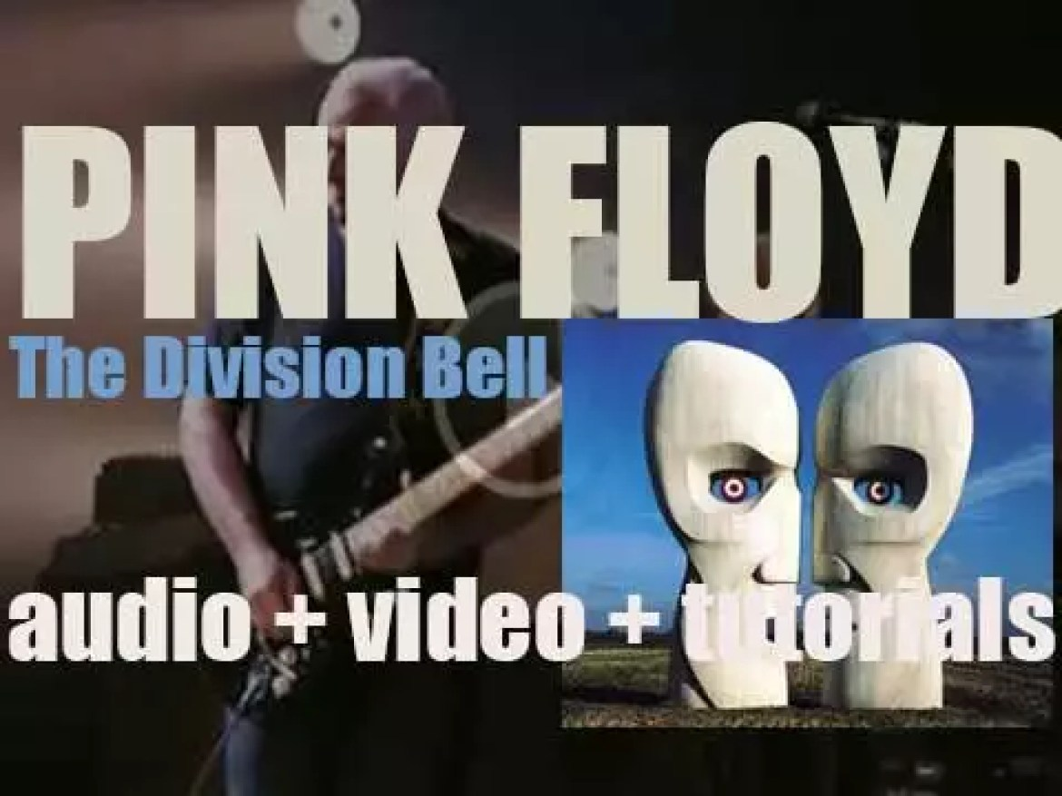 EMI Columbia publish Pink Floyd 's fourteenth album : 'The Division Bell' (1994)