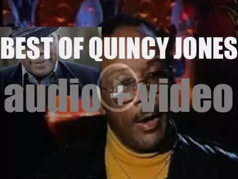 """Happy Birthday Quincy Jones. 'Today is 'Super Q's Day"""""""