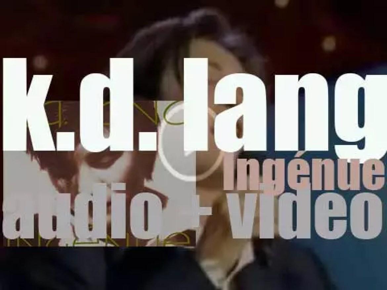 Sire publish k.d. lang's second album 'Ingénue' (1992)