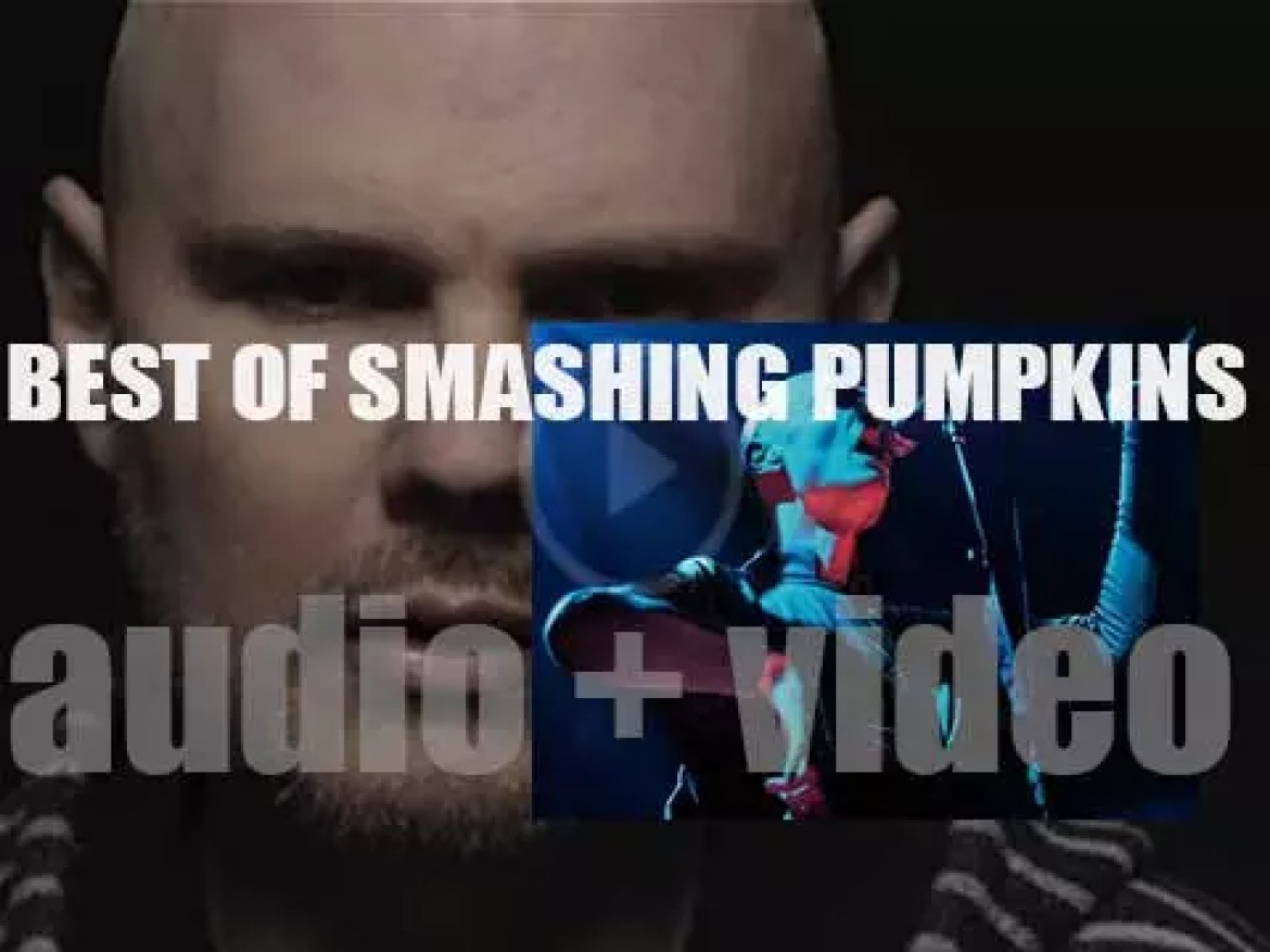 Happy Birthday, Billy Cogan. Here is 'The Smashing Pumpkins At Their Best'