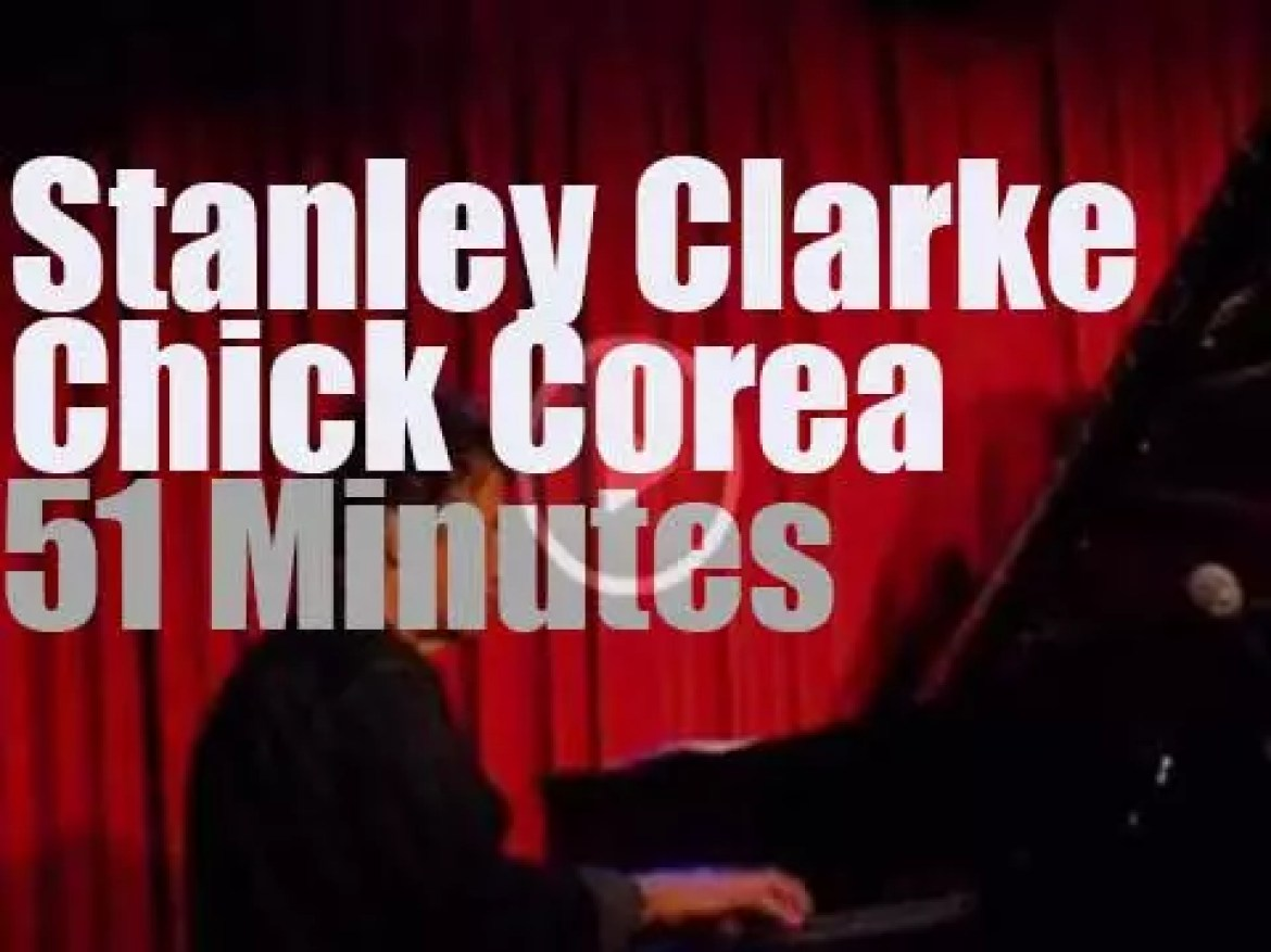 Chick Corea, Stanley Clarke et al play in Hollywood (2013)
