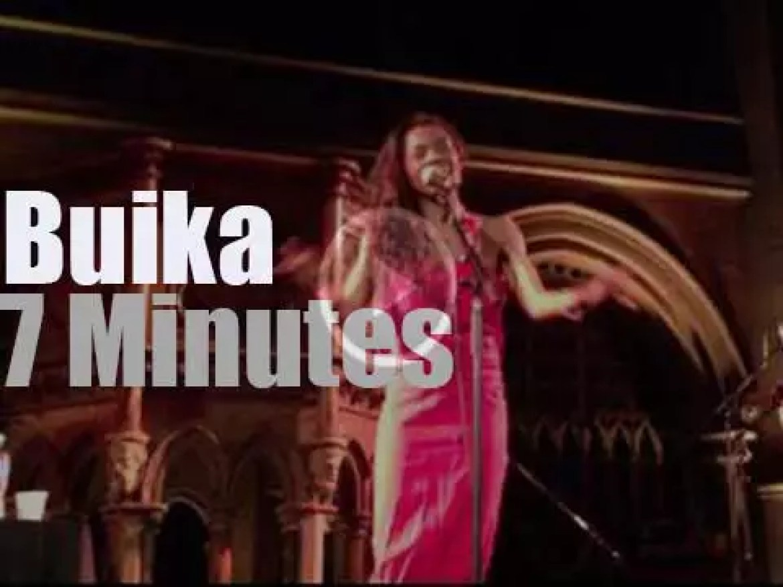 Buika sings in London (2013)