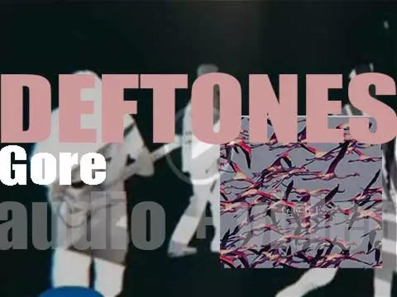 Reprise publish Deftones' eighth album : 'Gore' fully written by Chino Moreno (2016)