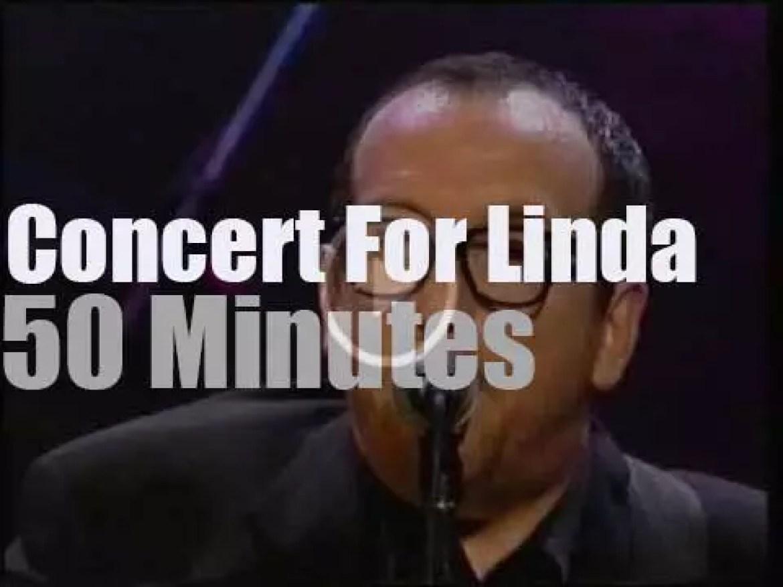 Elvis, Sinnead, George et al pay tribute to Linda McCartney (1999)