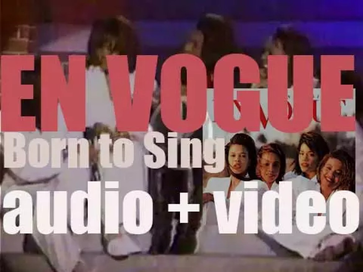 Atlantic release En Vogue's debut album :  'Born to Sing' featuring 'Hold On' (1990)