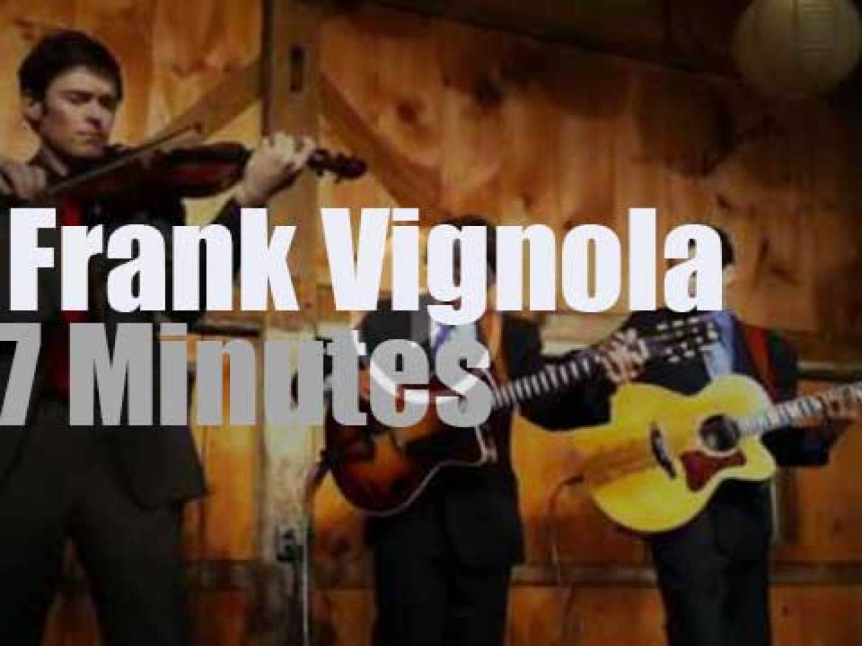 Frank Vignola Trio is in New-Hampshire (2011)