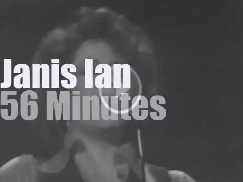 Janis Ian sings in New-Jersey (1976)
