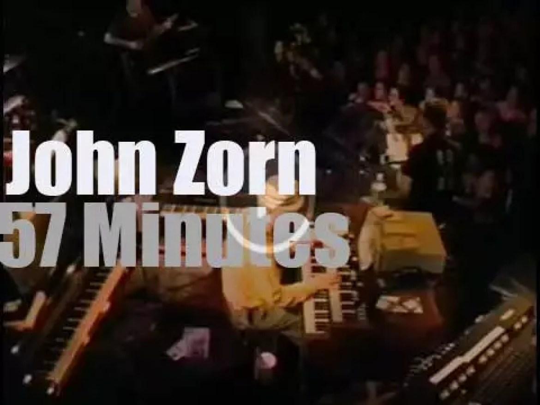 John Zorn & Naked City perform in New-York (1992)