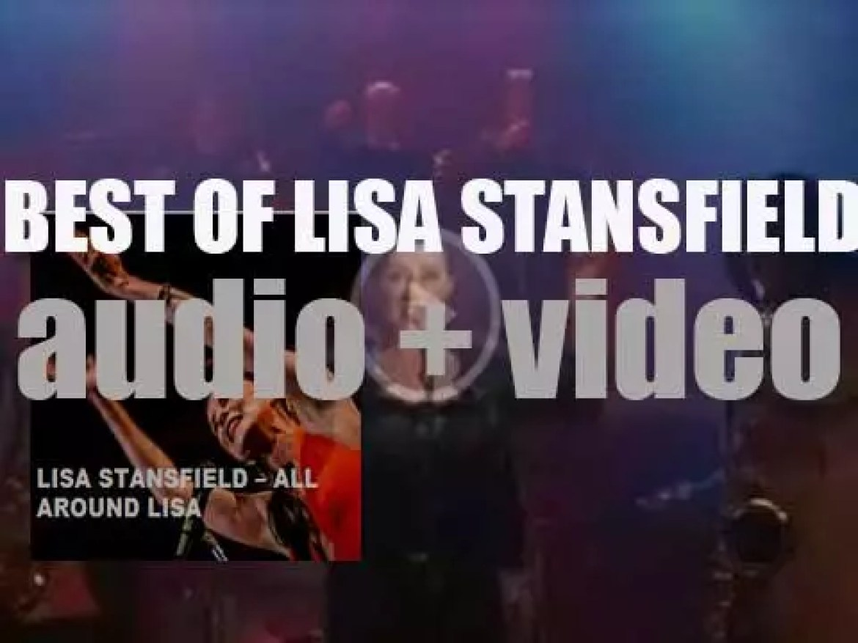 Happy Birthday Lisa Stansfield. 'All Around Lisa'