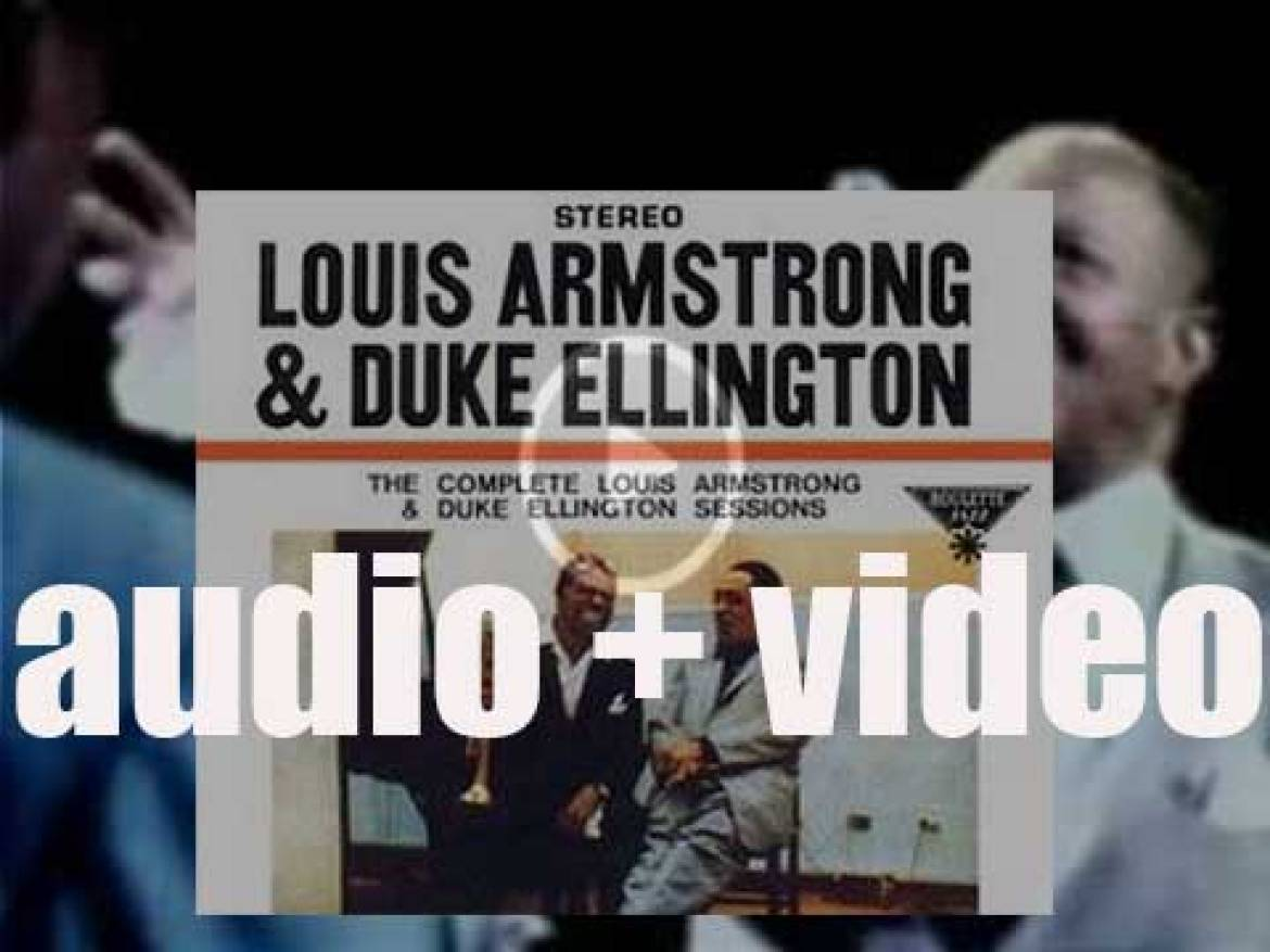 Duke Ellington 'Together for the First Time / The Great Reunion' with Louis Armstrong & His All-Stars (1961)