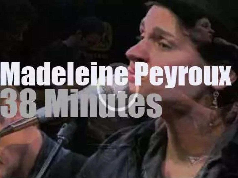 Happy Birthday Madeleine Peyroux
