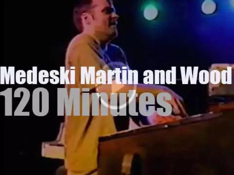 Medeski, Martin & Wood are in Austin, TX  (1996)