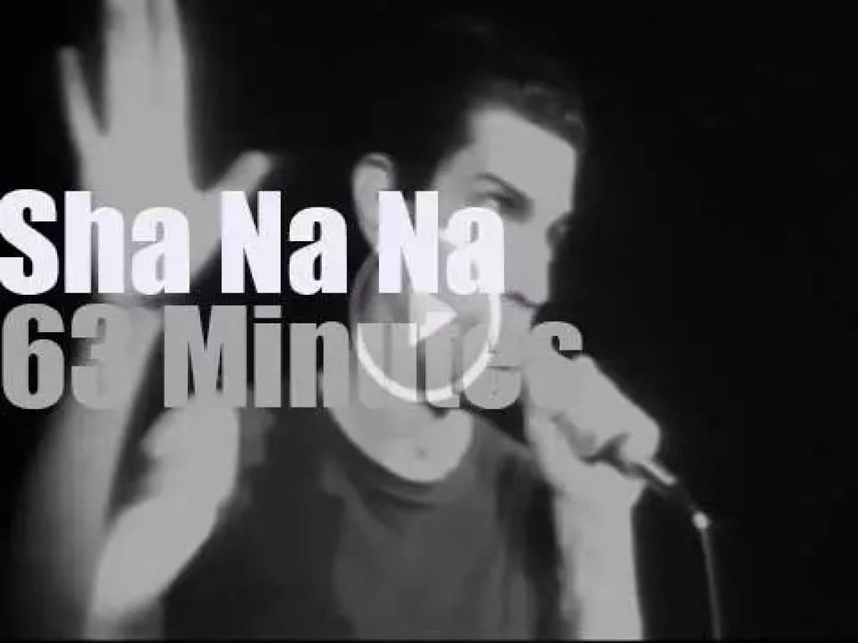 Sha Na Na doo-wop at  Winterland  (1973)