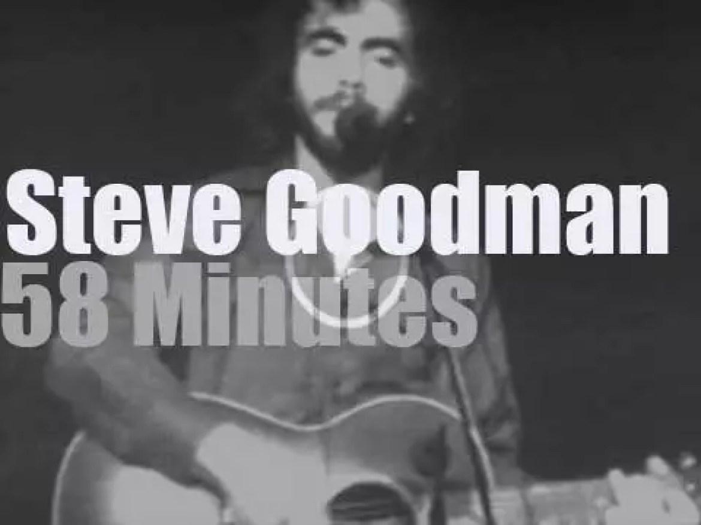 Steve Goodman opens for Janis Ian (1976)