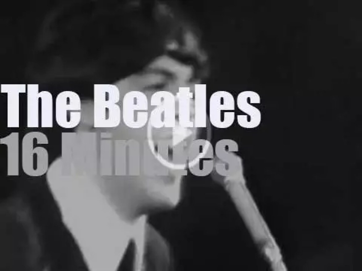 The Beatles are this year NME Poll Winners (1964)