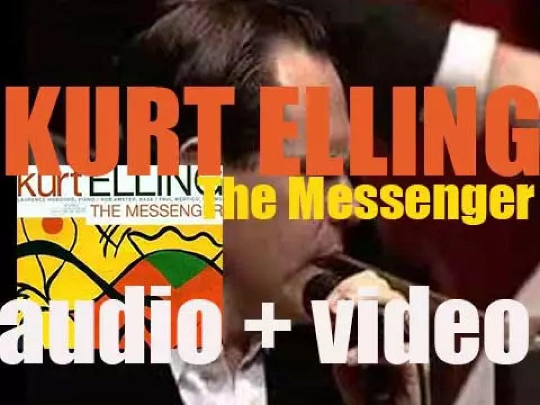 Blue Note publish 'The Messenger,' Kurt Elling's second album (1997)